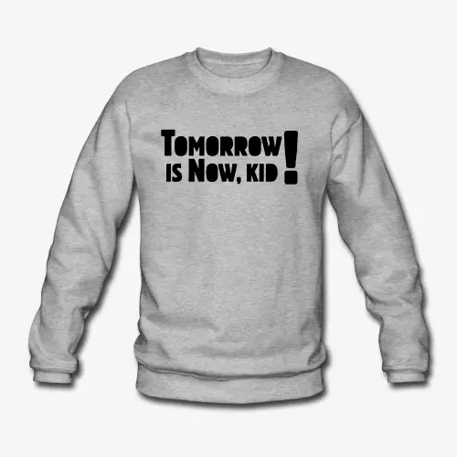 tomorrow-is-now-kid-logo-men-s-sweatshirt